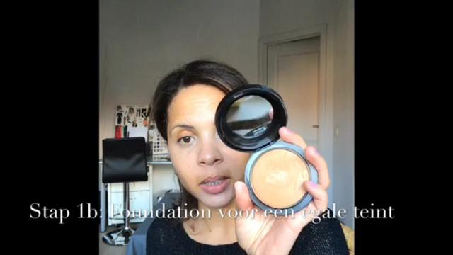 In 5 stappen een Krachtige Uitstraling met make up