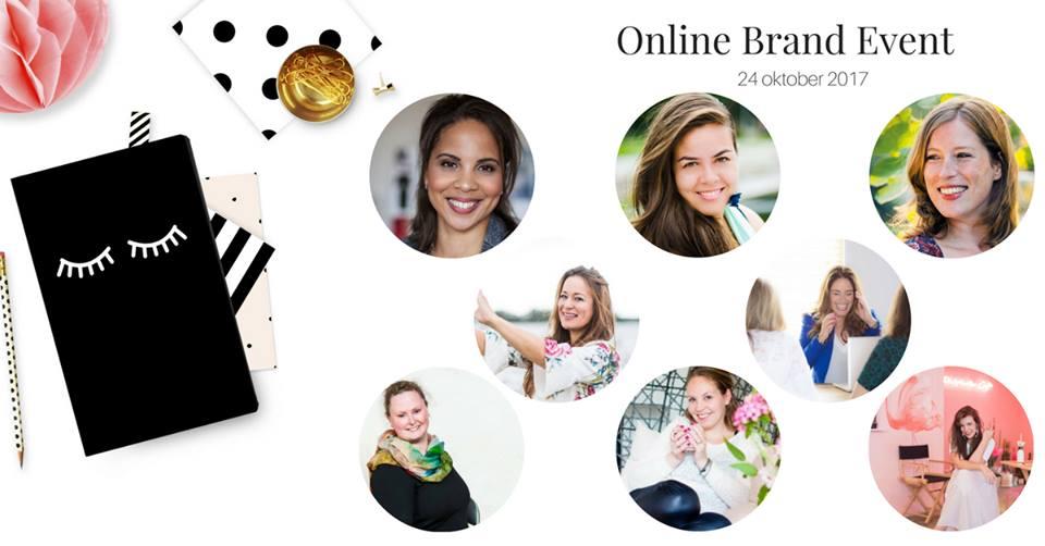 Ik geef een masterclass op het Online Brand Event en jij kunt erbij zijn