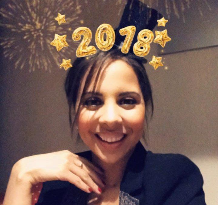 2018: Het jaar waarin ik meer wil gaan spreken en….
